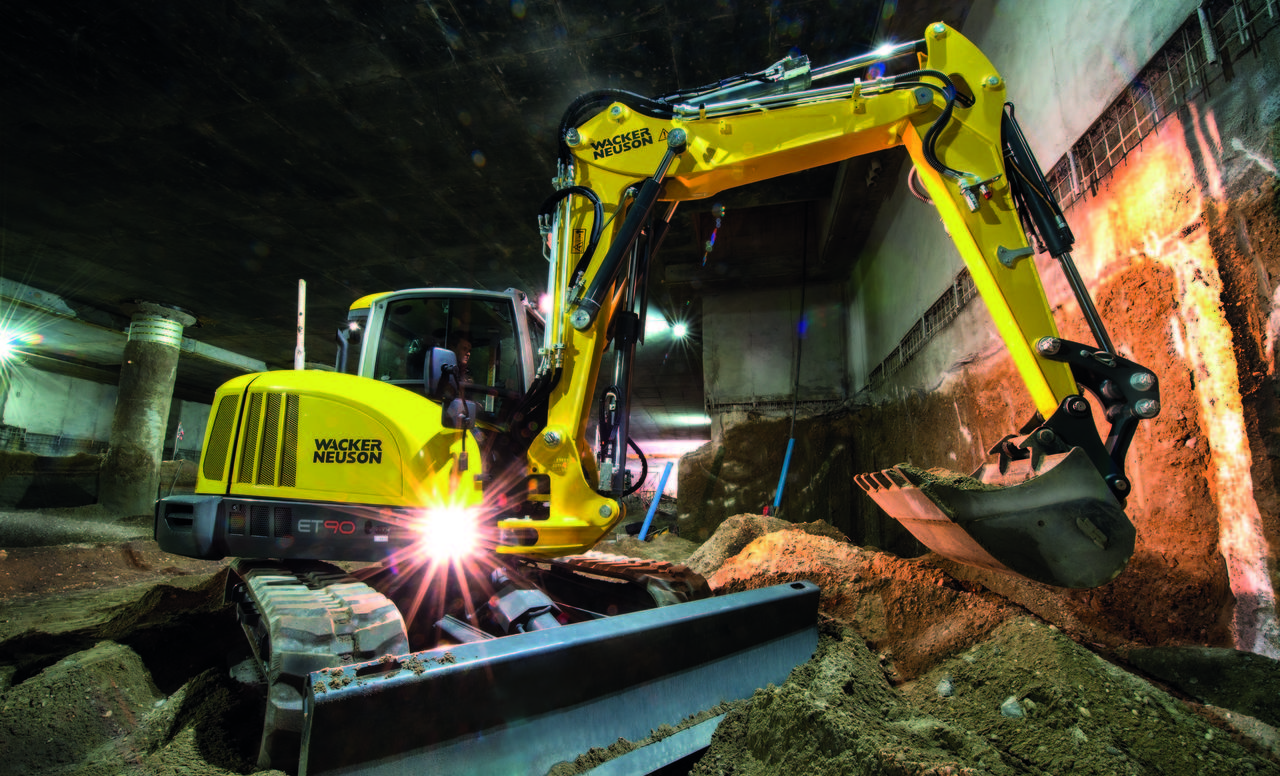 Nova klasa Wacker Neuson rovokopača od 6 do 10 tona