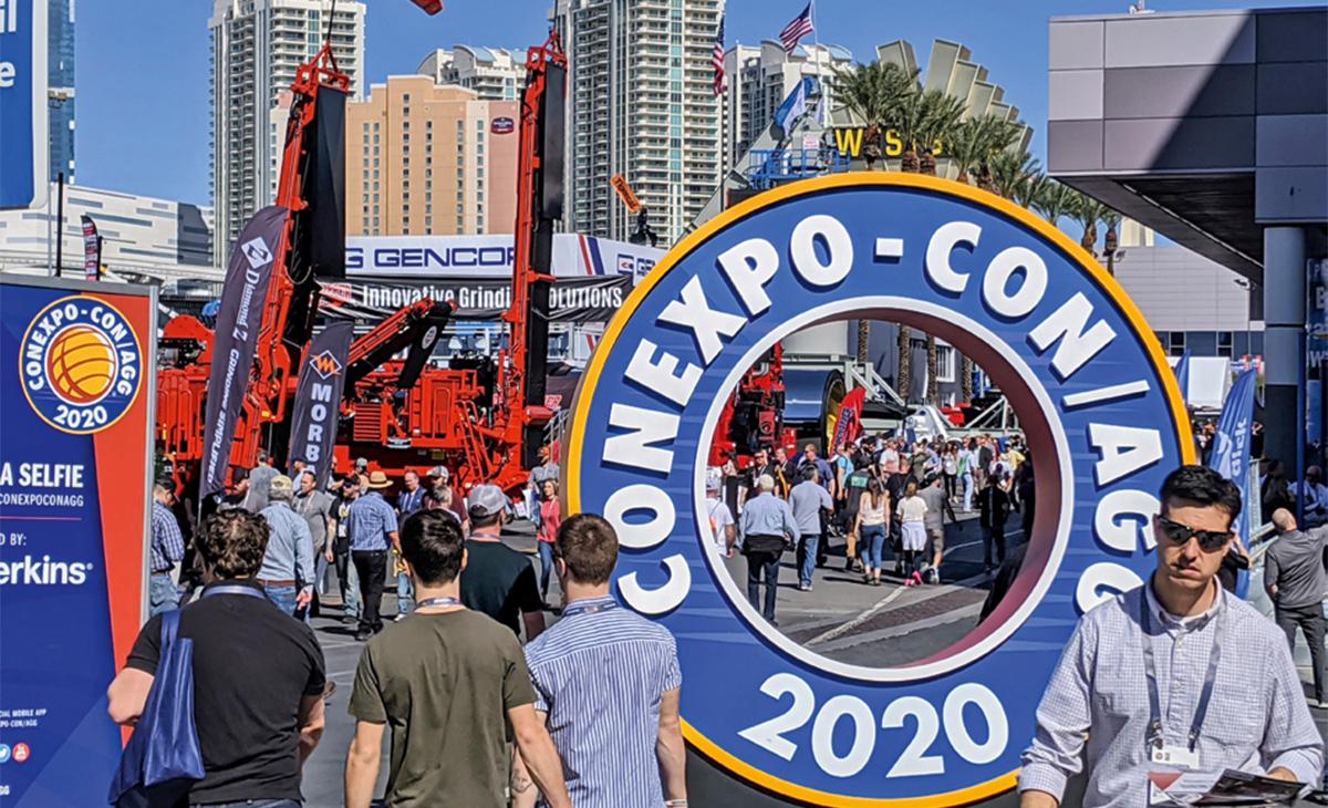 ConExpo se uspješno održao unatoč pandemiji COVID-19