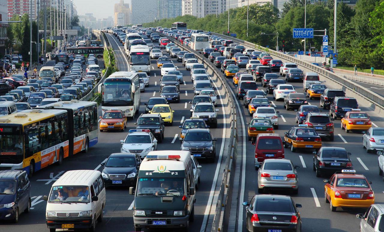 Padec cen prevozov v tretjem četrtletju