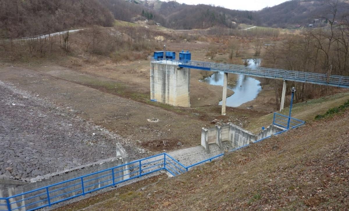 Povratak Sutlanskog jezera između Slovenije i Hrvatske