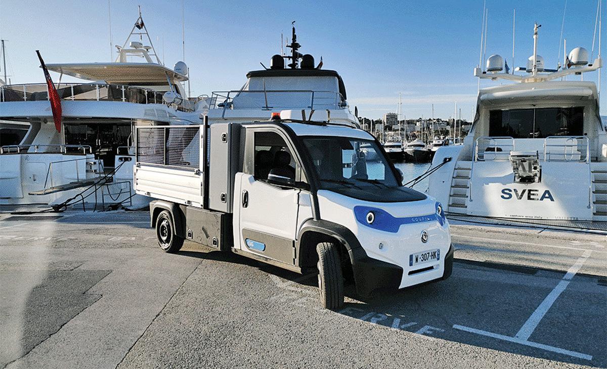 Električna vozila Goupil