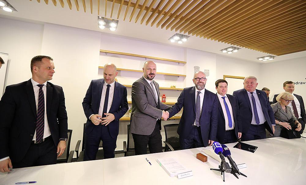 IGH potpisao ugovor za izradu projektne dokumentacije za brzu cestu od Bjelovara do Virovitice i granice s Mađarskom