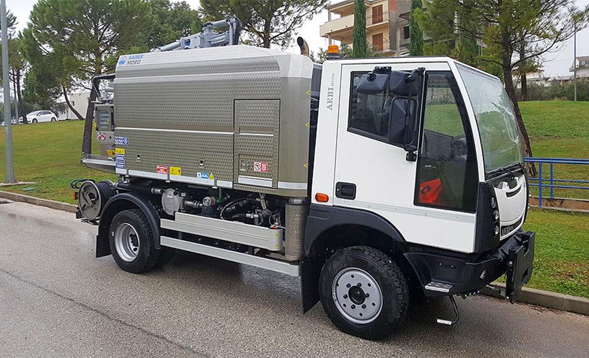Agrogrom isporučio komunalno  vozilo i Unimog