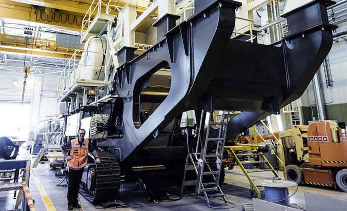 Metso povećao kapacitet proizvodnje u tvornici Tampere za 25%