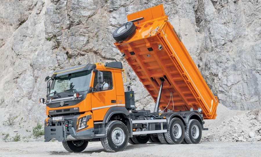 Višenamjenski kamion za Dubrovnik ceste