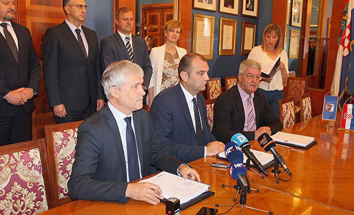 Za aglomeraciju Petrčane 567 milijuna kuna
