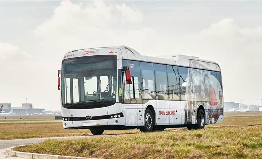 30 električnih autobusa za aerodrom u Bruxellesu
