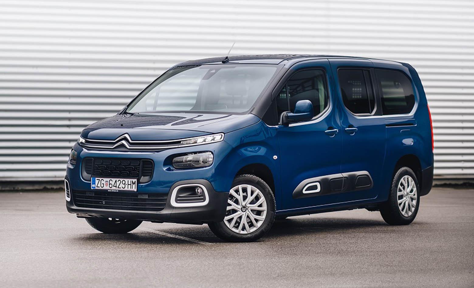 Citroën Berlingo: već 200.000 prodanih