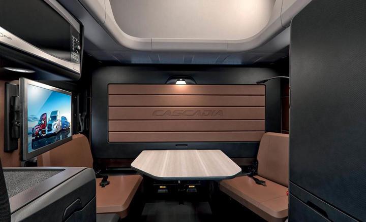 Neuer Freightliner Cascadia gewinnt renommierten Design-Preis , , New Freightliner Cascadia wins prestigious design award
