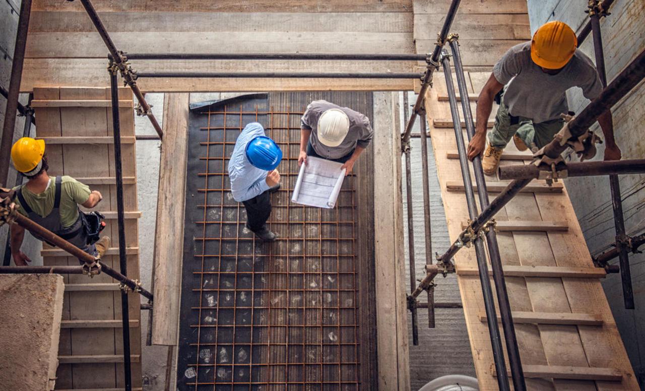 Slovenija še naprej z eno večjih rasti gradbeništva v EU