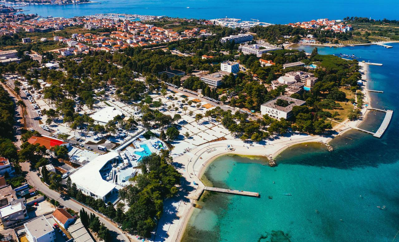 Otvoren luksuzni Falkensteiner Premium Camping Zadar