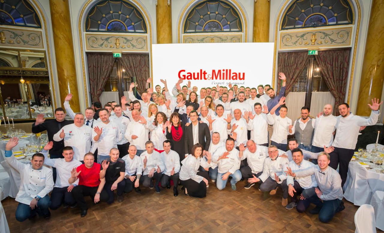 Noć kulinarskih Oscara i predstavljanje vodiča Gault&Millau Croatia 2019.