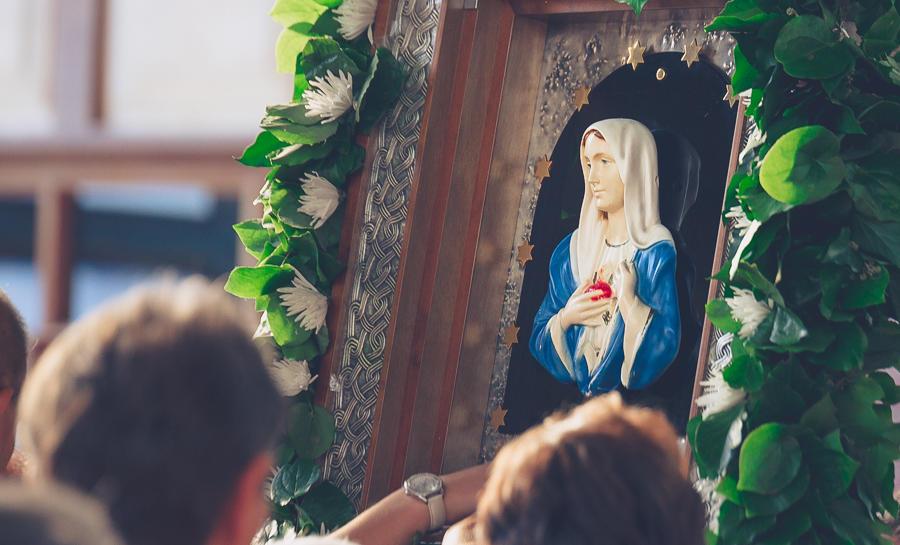 Slavonsko svetište inspirirano Gospinim suzama