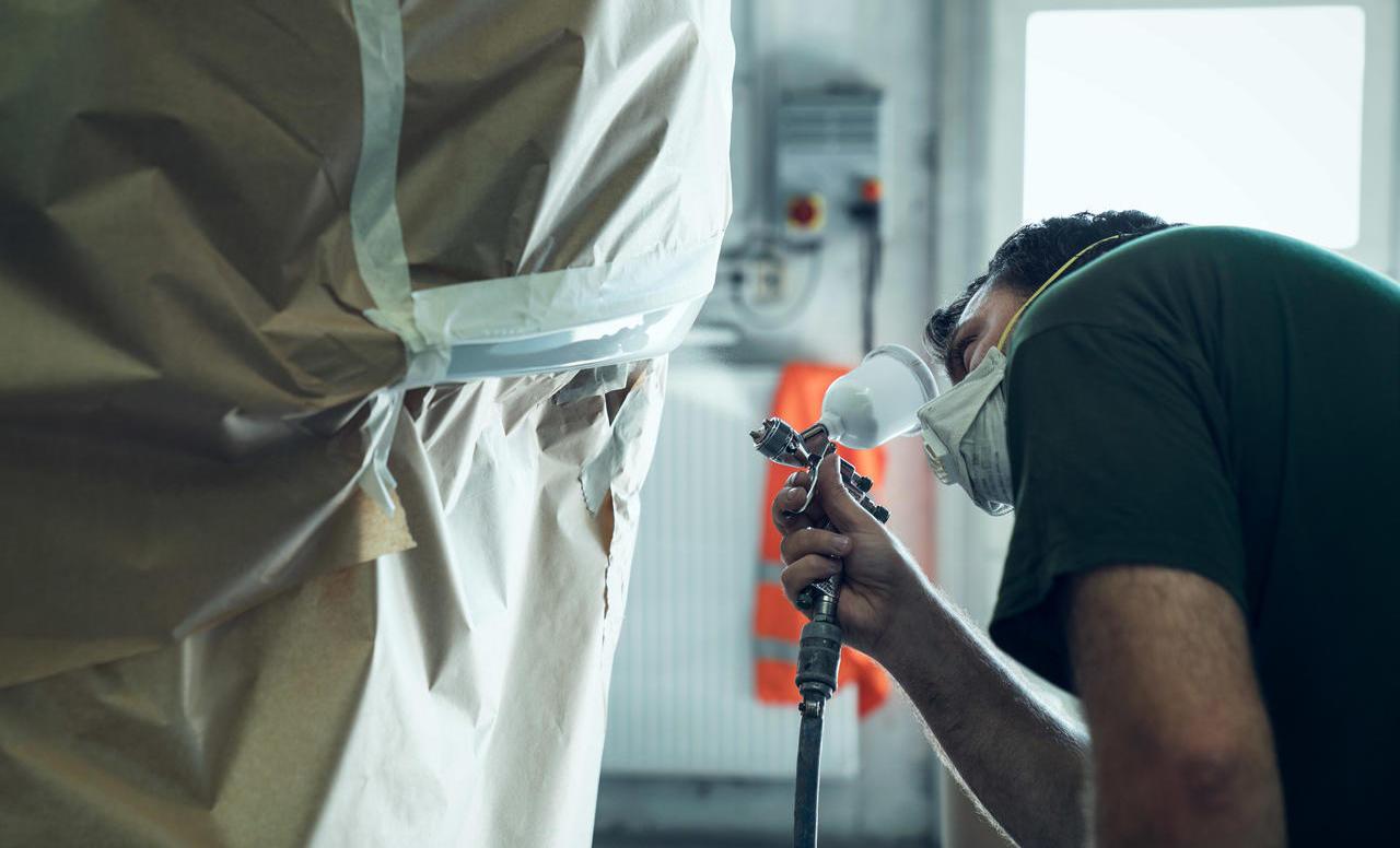 Hödlmayr z visoko kakovostjo kleparstva in lakiranja