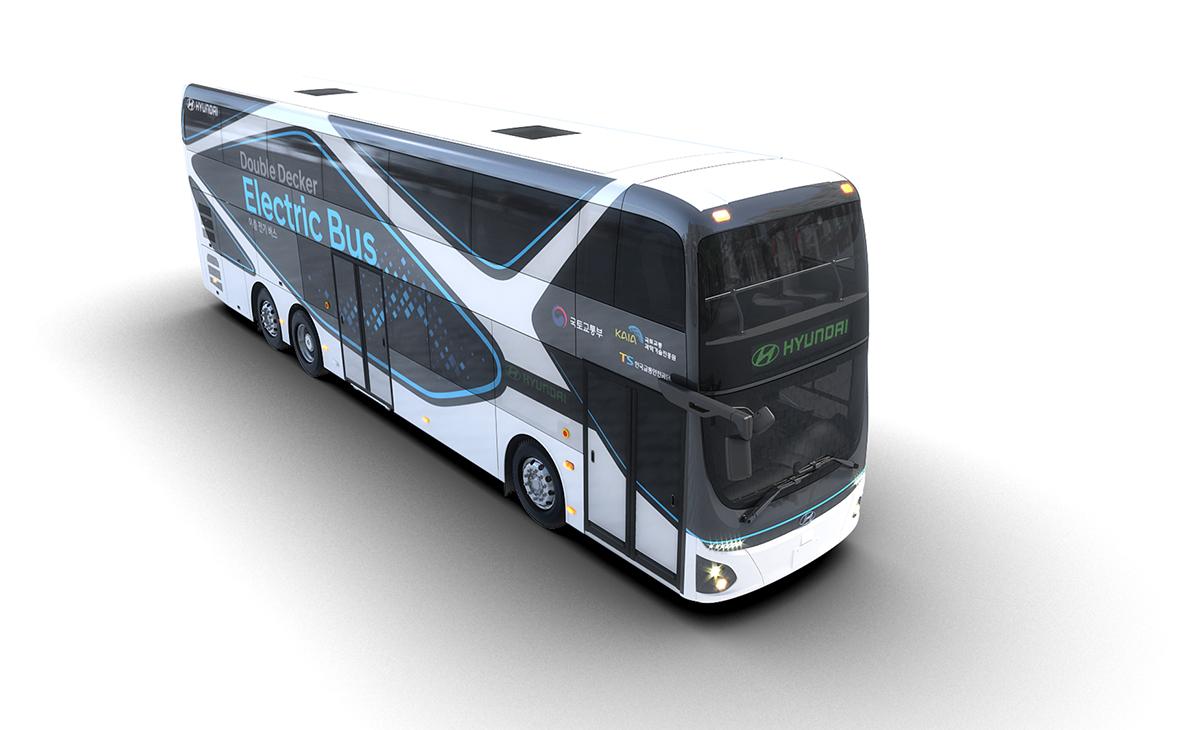 Hyundai električni double-decker