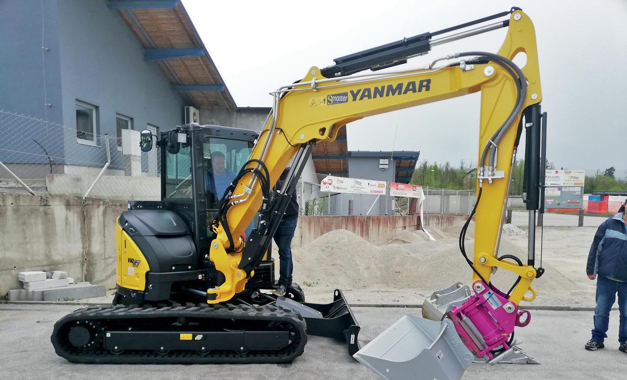 Yanmar VIO 57 6A