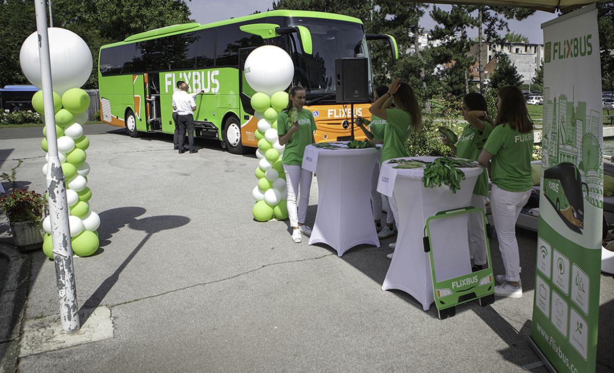 FlixBus proslavio tri godine rada u Hrvatskoj