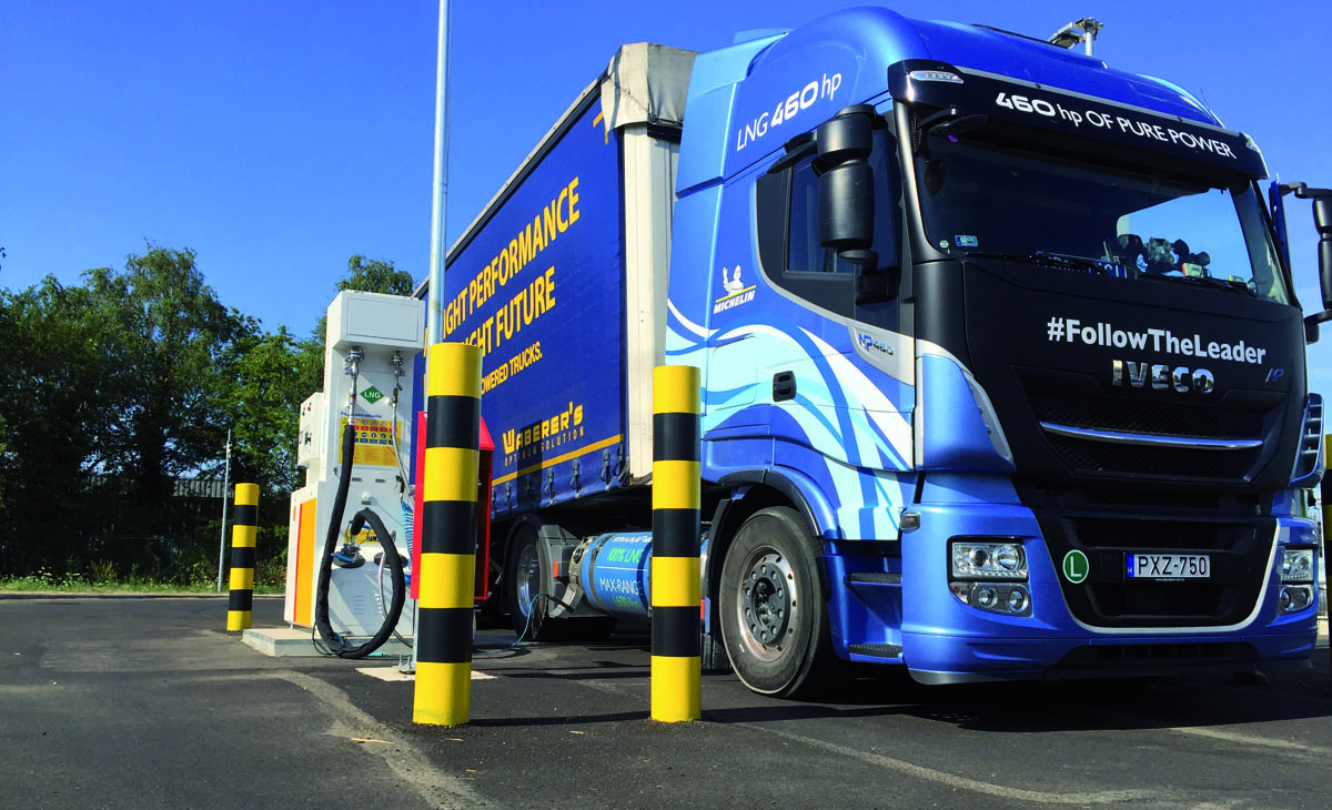 Iveco i Scania u konzorciju za širenje LNG-a