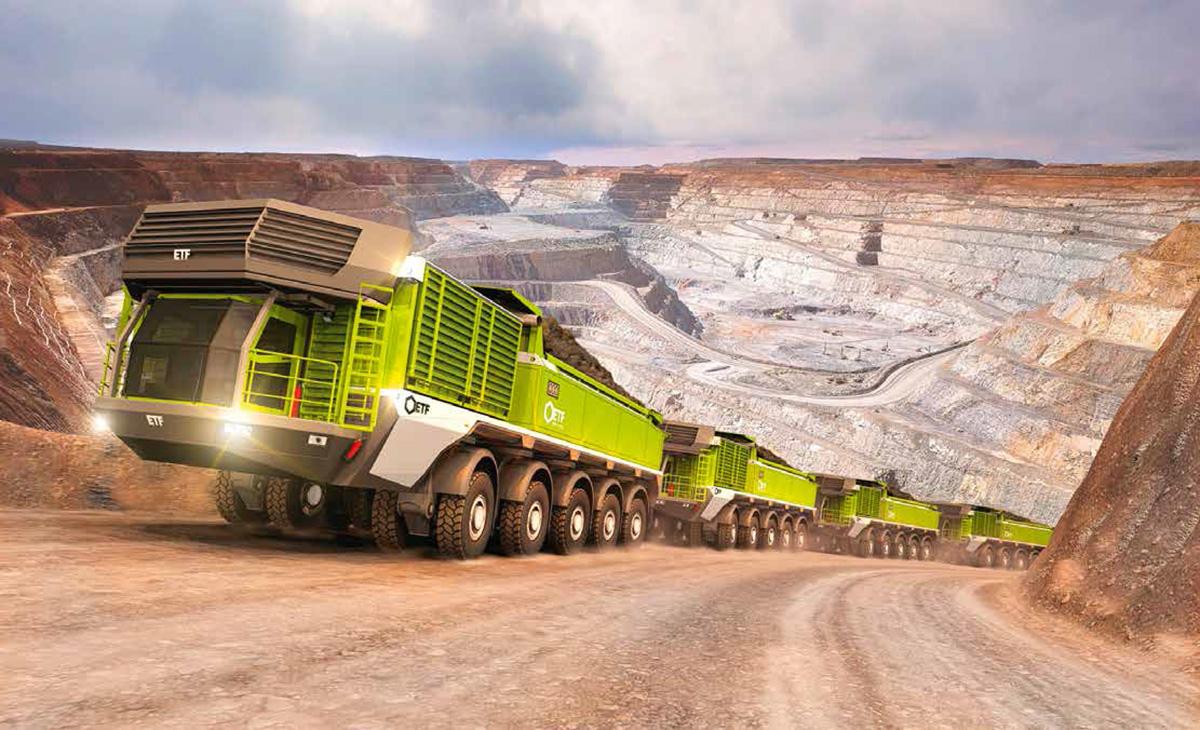 Revolucija rudničkog transporta