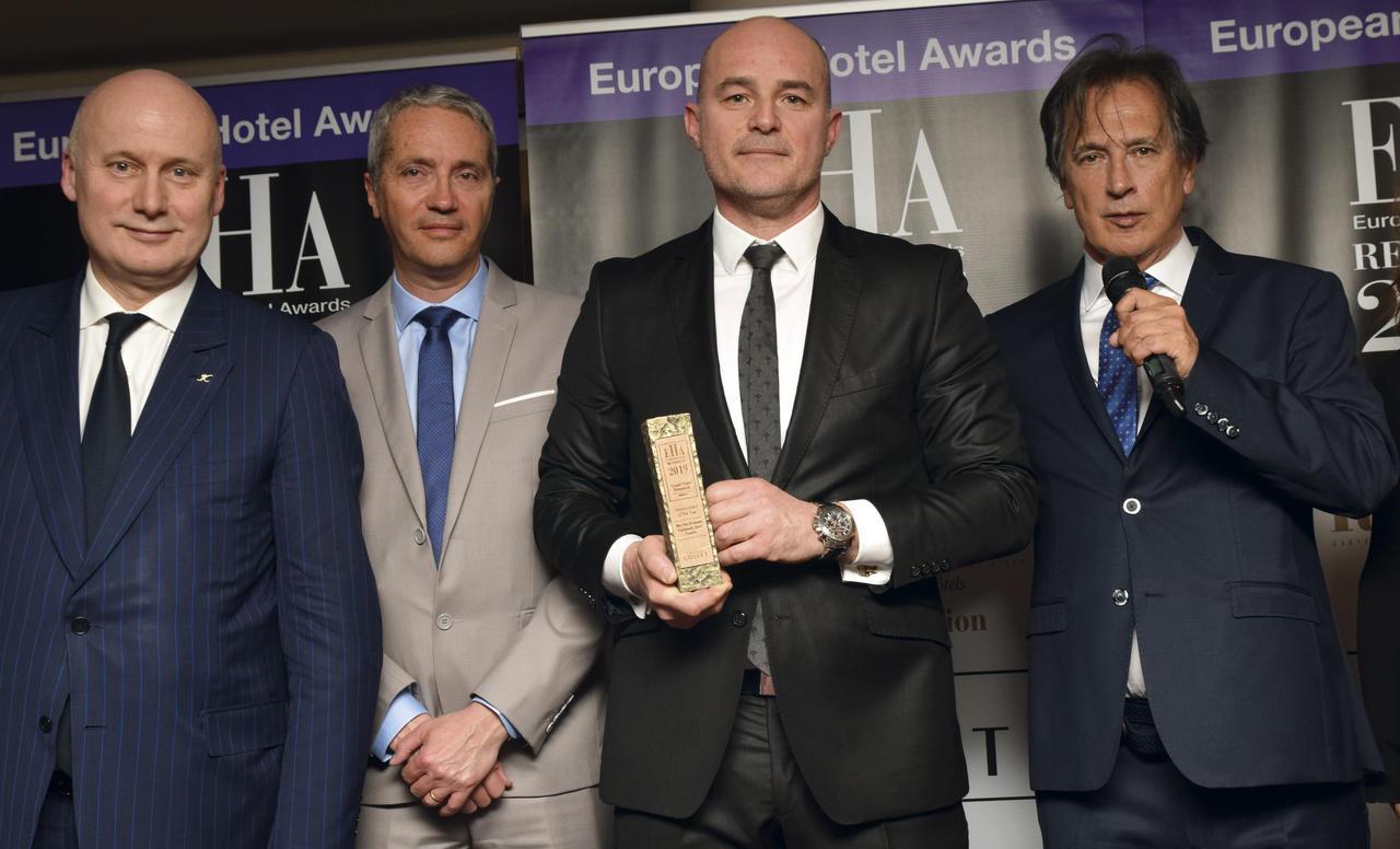 Esplanada Zagreb s novom titulom najboljeg povijesnog hotela godine