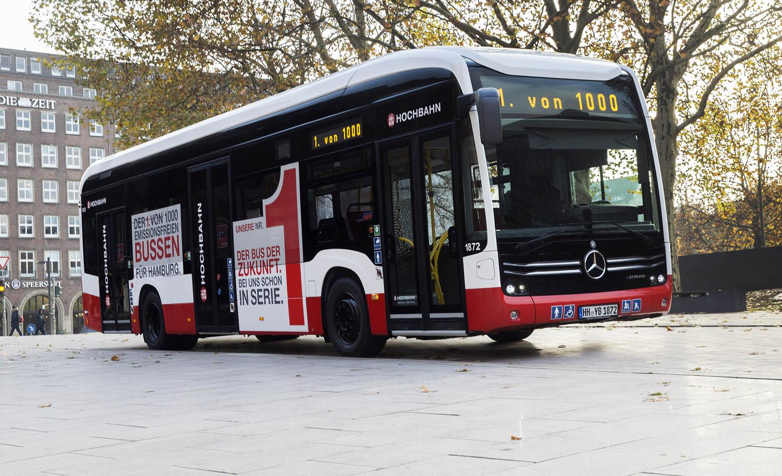 530 električnih autobusa za Hamburg