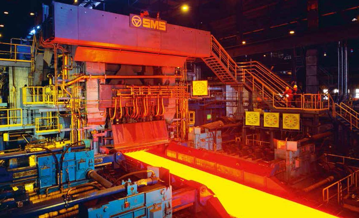 Proizvodnja vruće i hladno valjanih proizvoda u SSAB valjaonicama