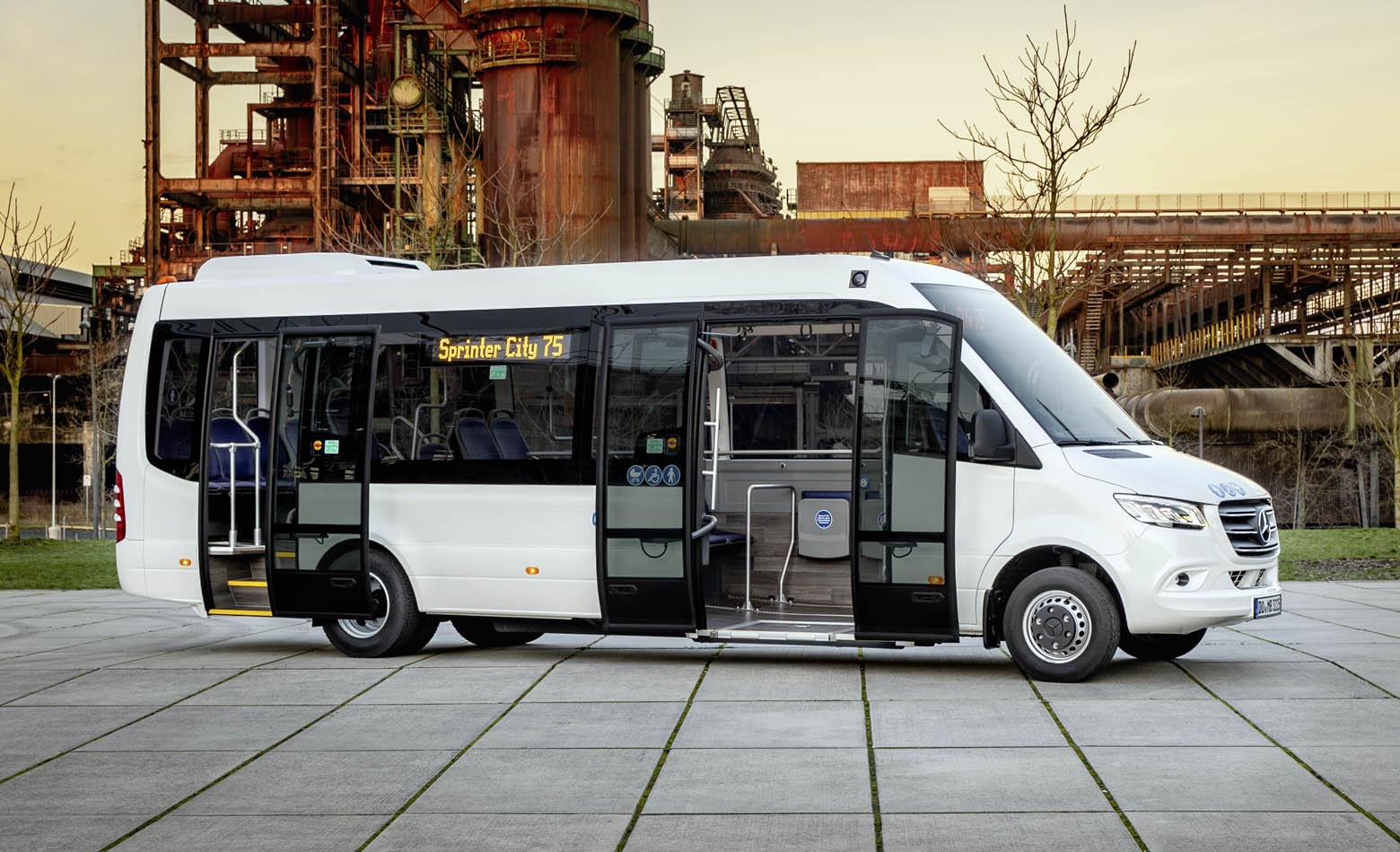 Sprinter City 75 je Minibus of the Year 2019