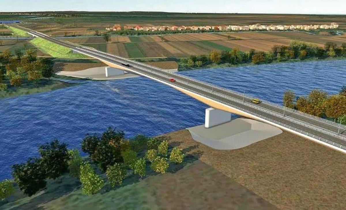 Hrvatski konzorcij dostavio najpovoljniju ponudu za gradnju mosta kod Gradiške