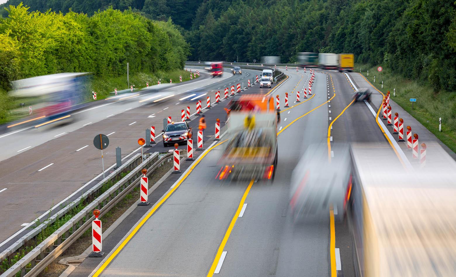 Kamioni u Njemačkoj u 2018. prevezli 37,7 milijardi km