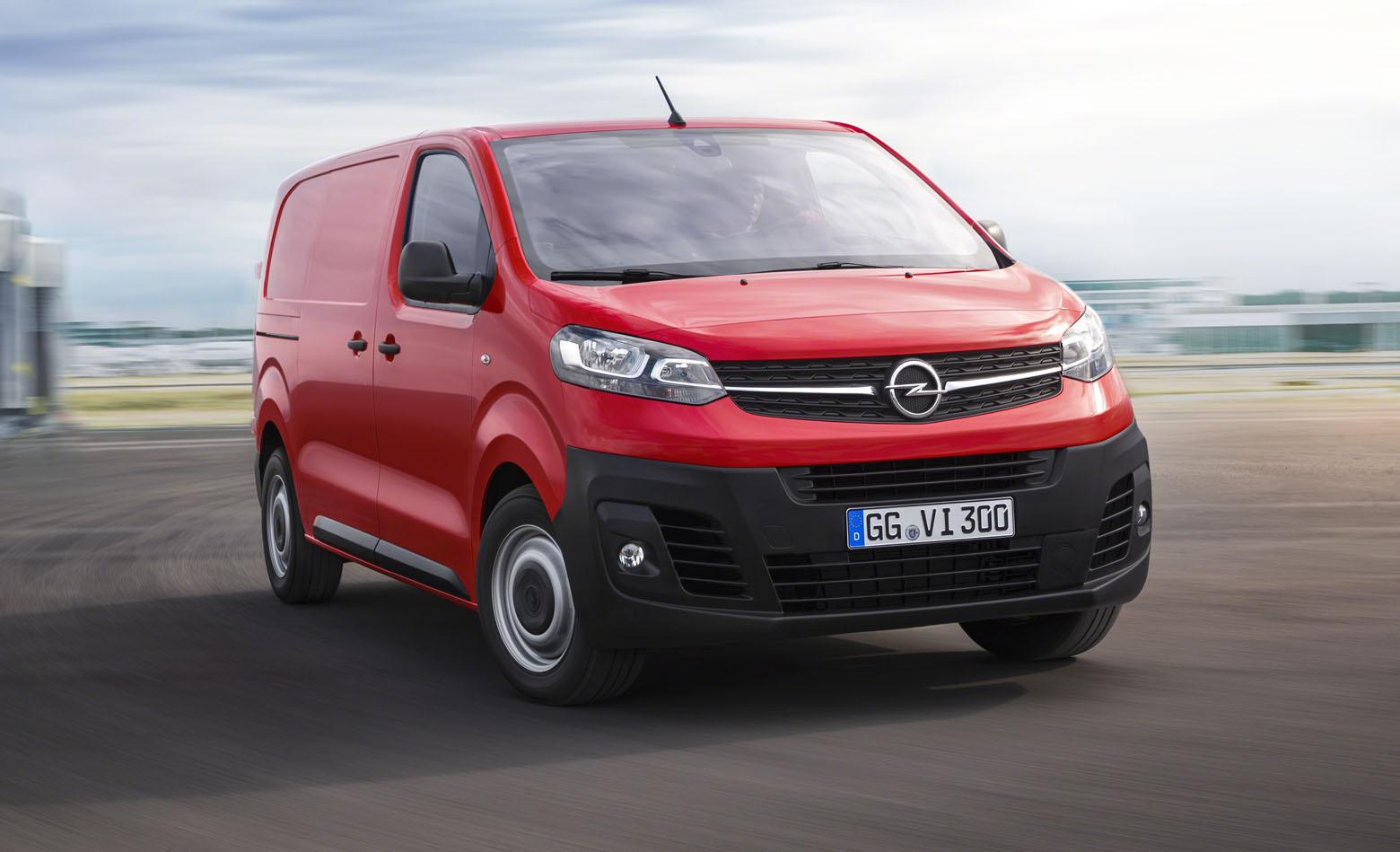 Novi Opel Vivaro na PSA platformi