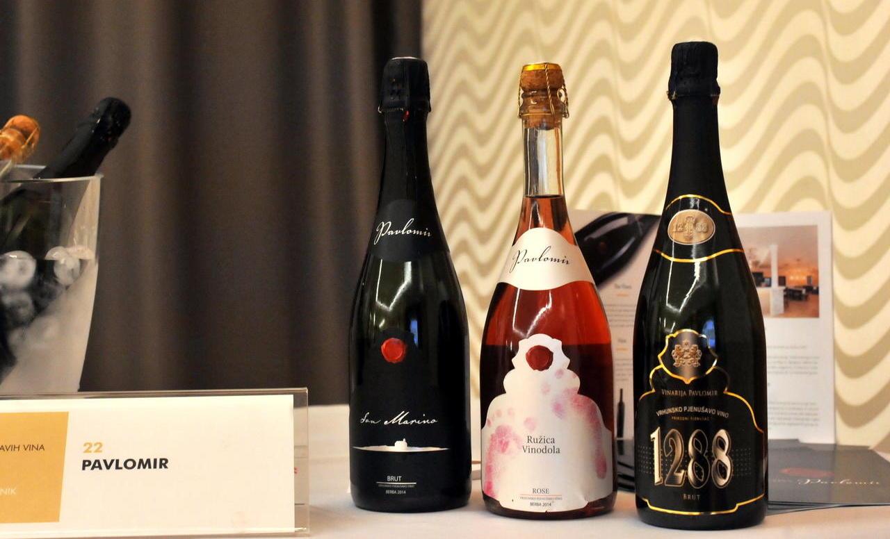 Pavlomir najbolji na međunarodnom natjecanju pjenušavih vina