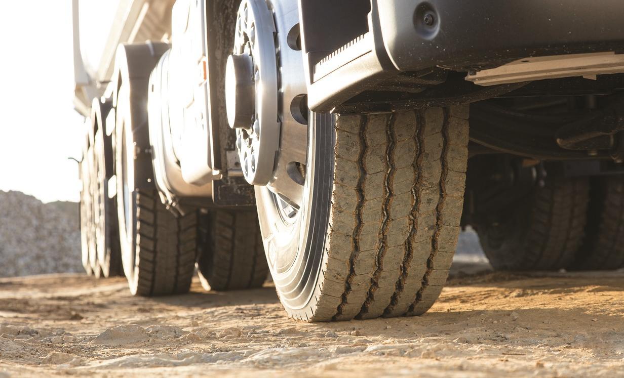 Goodyear OMNITRAC: prva serija tovornih pnevmatik s tehnologijo DuraShield