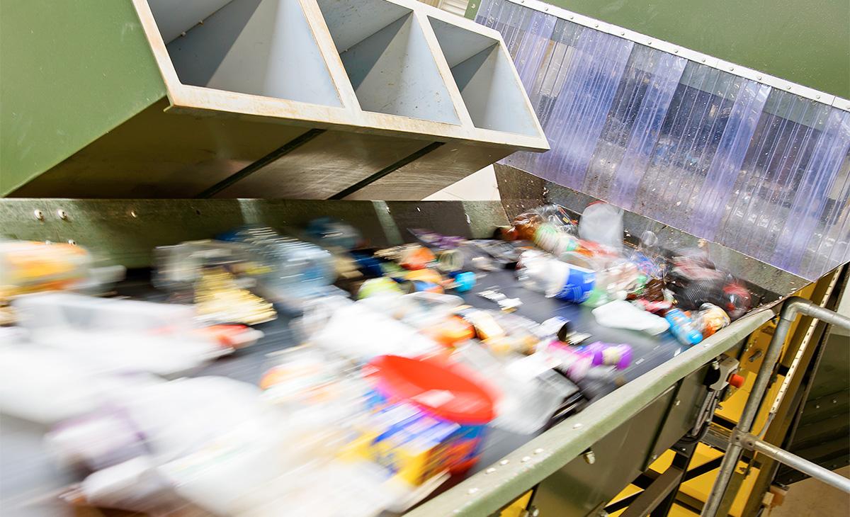 Nova robotska metoda za razvrstavanje otpada