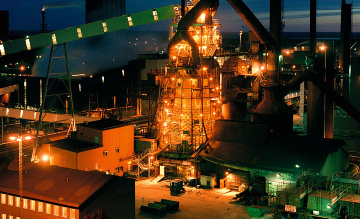 Proizvodnja visokokvalitetnih čelika u integralnoj željezari SSAB Oxelösund