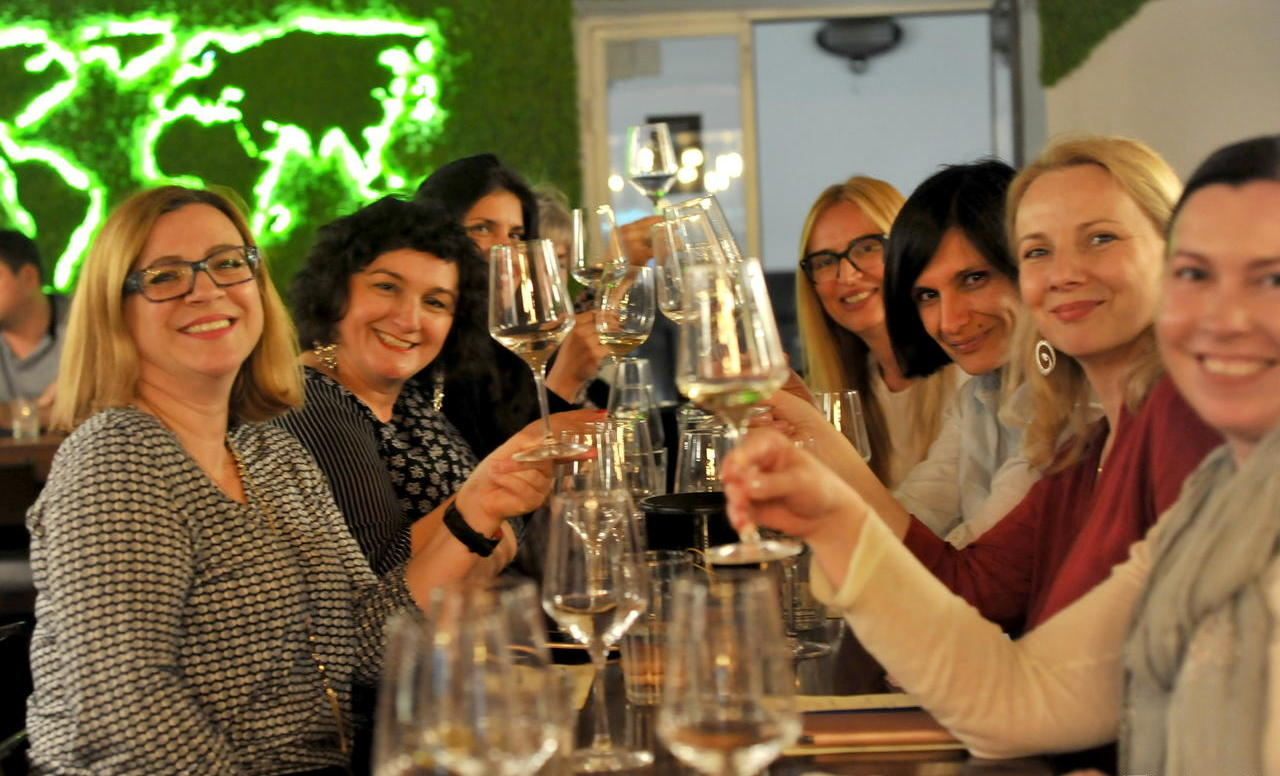 Radionica sljubljivanja vina sorte sauvignon blanc & sireva