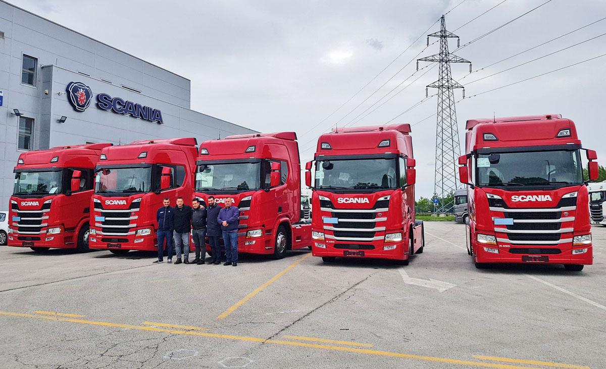 10 Scania R 450 za AP Kljajić