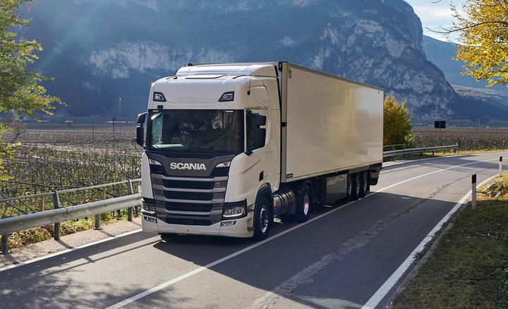 Scania na čelu nakon prva četiri mjeseca