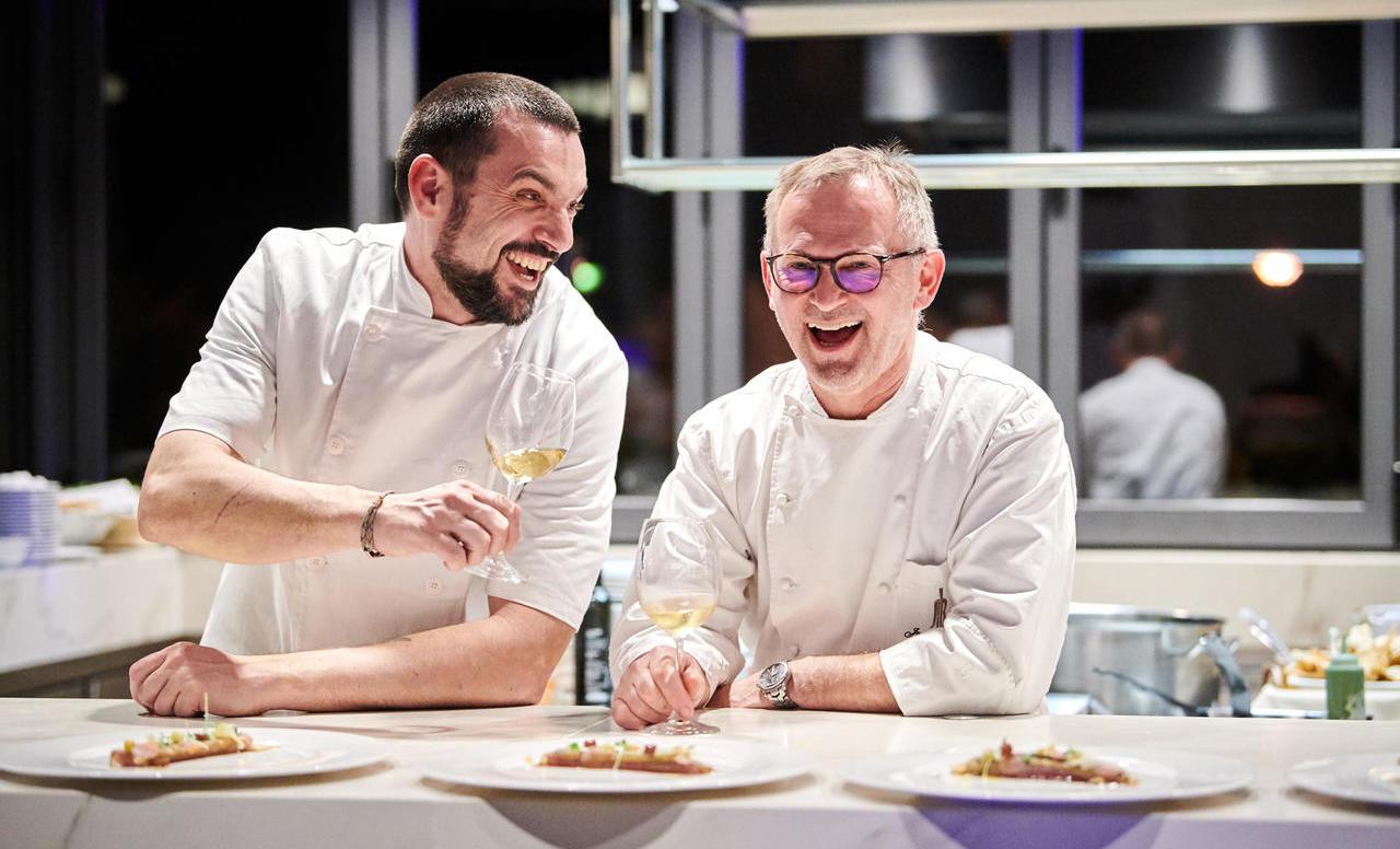 David Skoko u društvu poznatih chefova i ove godine kuha  za posjetitelje Oliveto i Half 8 restorana