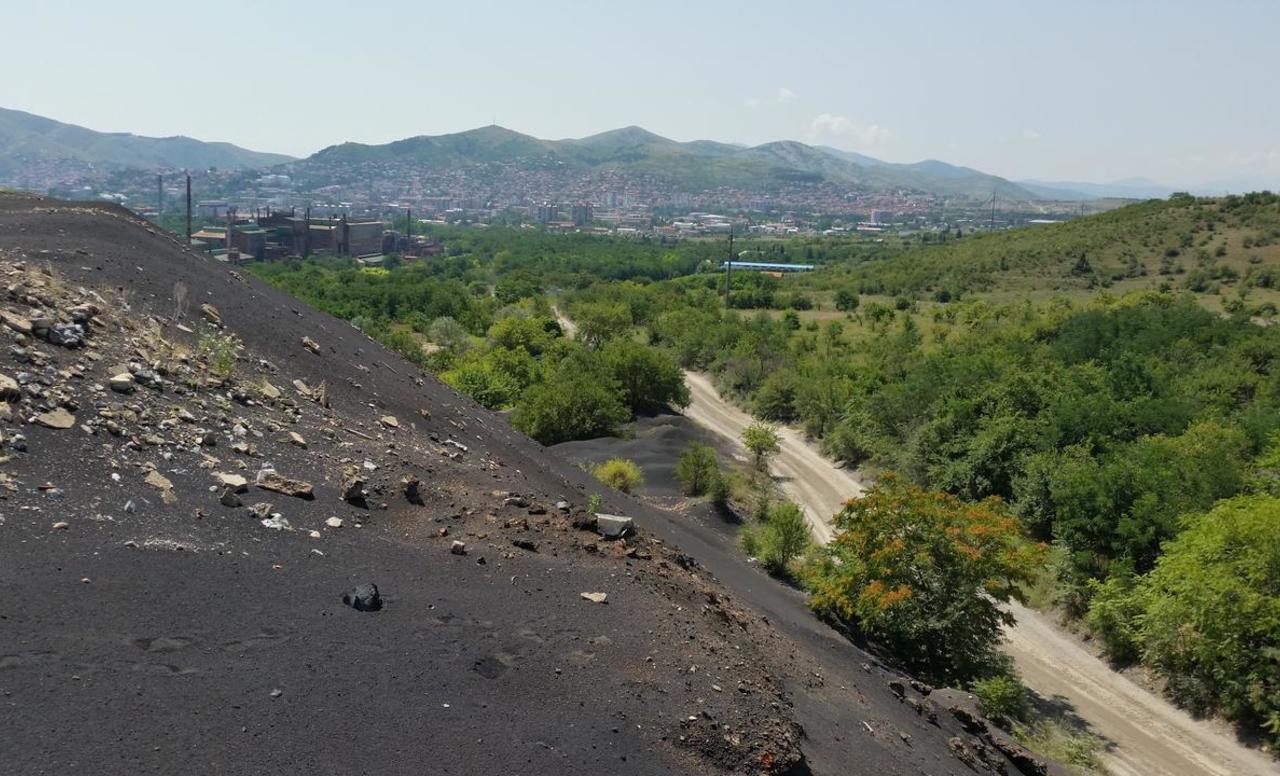 Recikliranje rudarskih in metalurških odpadkov projekt RIS-RECOVER