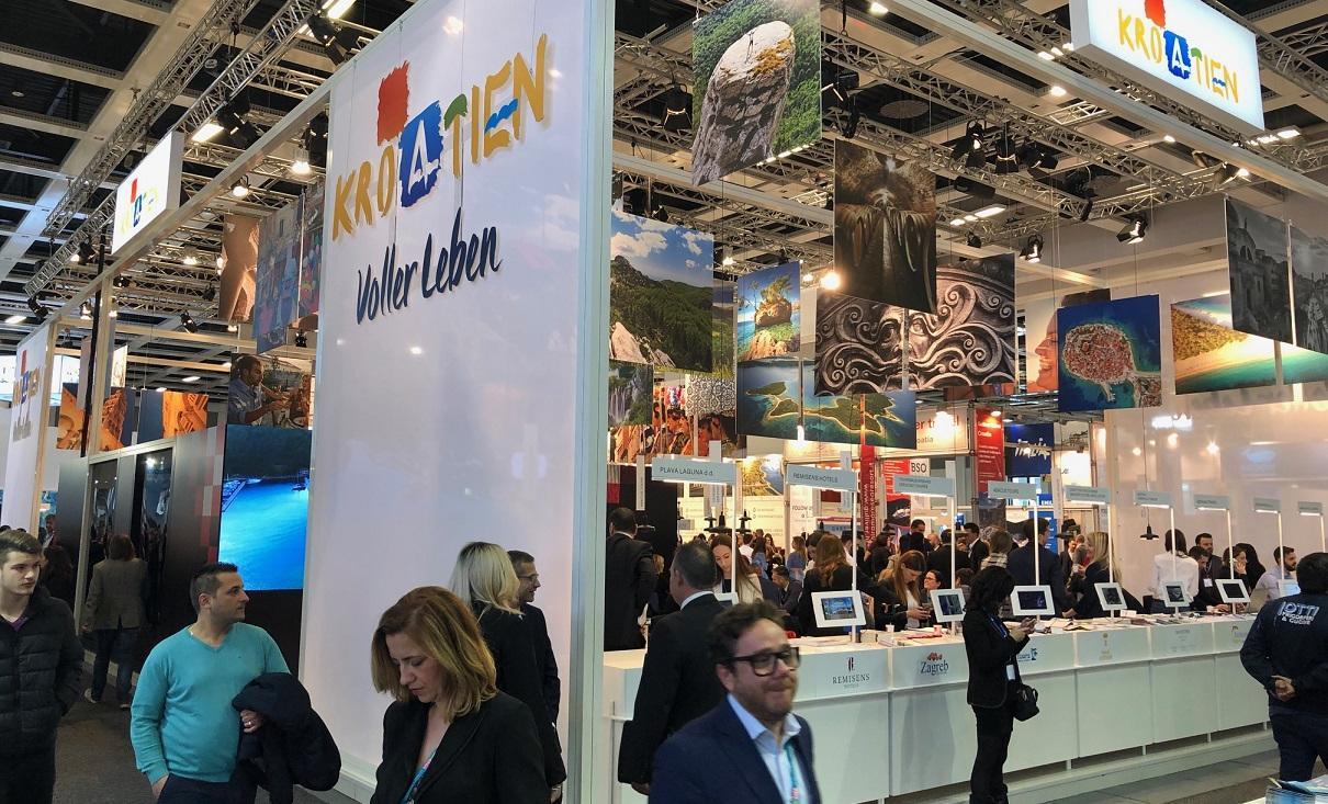 Hrvatska se predstavlja na sajmu ITB u Berlinu