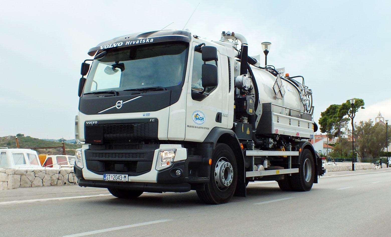 Volvo FE za Cian d.o.o.