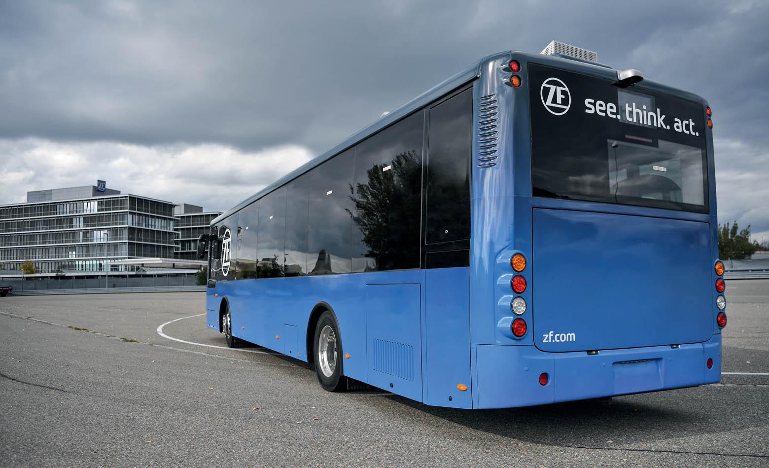 Najnovija generacija automatskih mjenjača za gradske autobuse