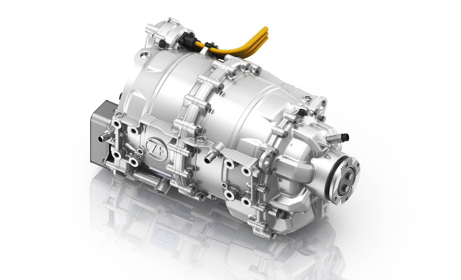 ZF počinje s proizvodnjom CeTrax električnog pogona