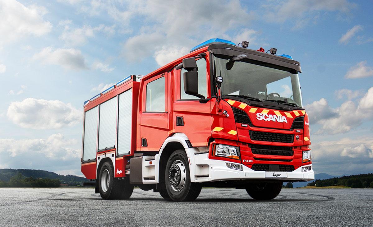 Ziegler isporučio prvo vatrogasno vozilo u Španjolsku