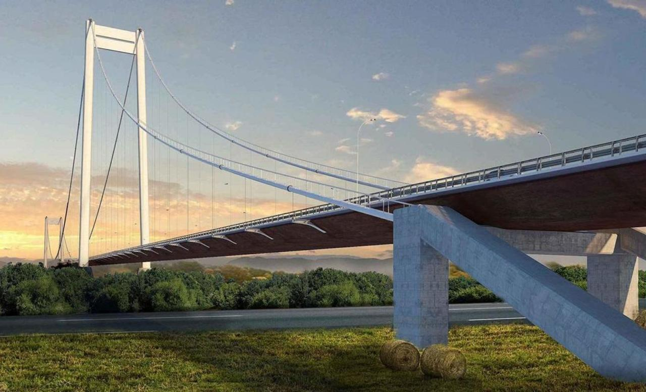 EU odobrila 363 mil. eura za gradnju mosta u Rumunjskoj