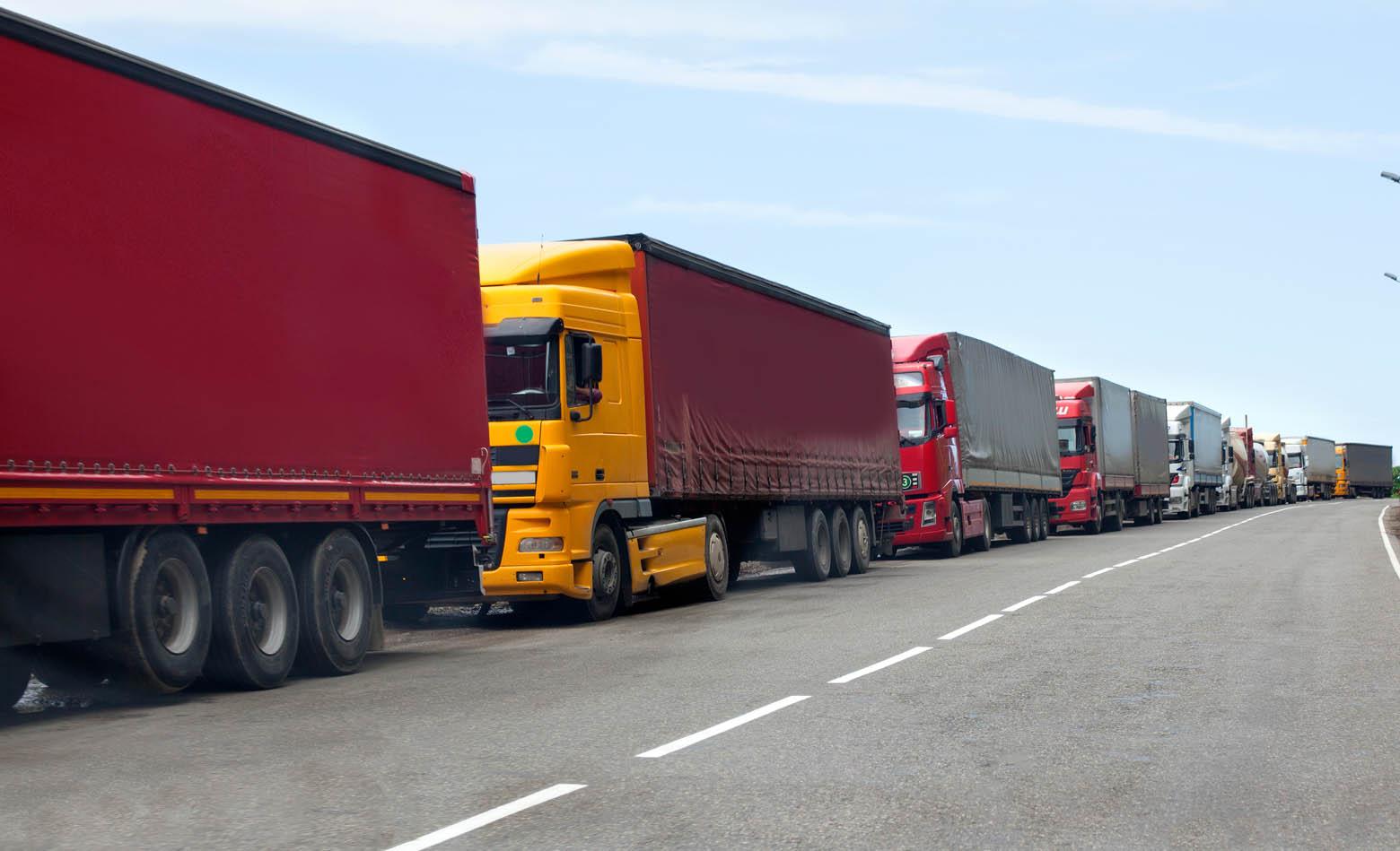 Obustava slanja obavijesti o putovanjima vozača teretnih vozila