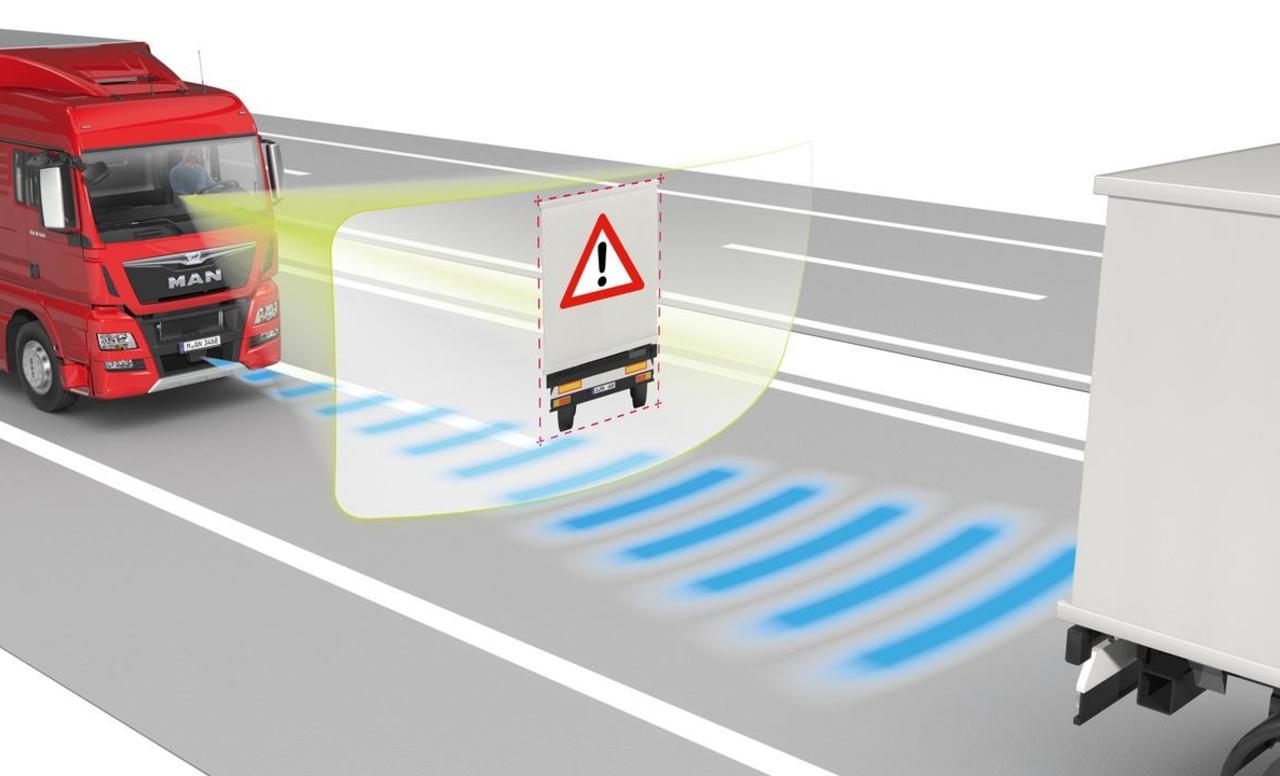 Kazna za isključivanje sustava za sprečavanje naleta na druga vozila