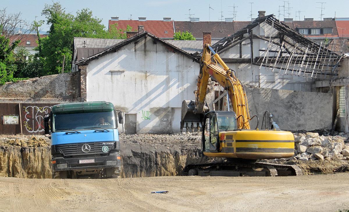 Obujam građevinskih radova u veljači porastao 4,8 posto