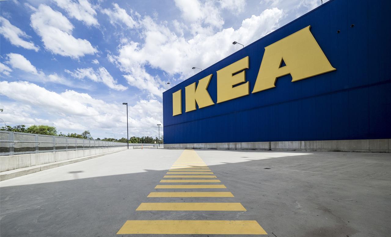 Gradnja Ikeje v Ljubljani poteka po planih