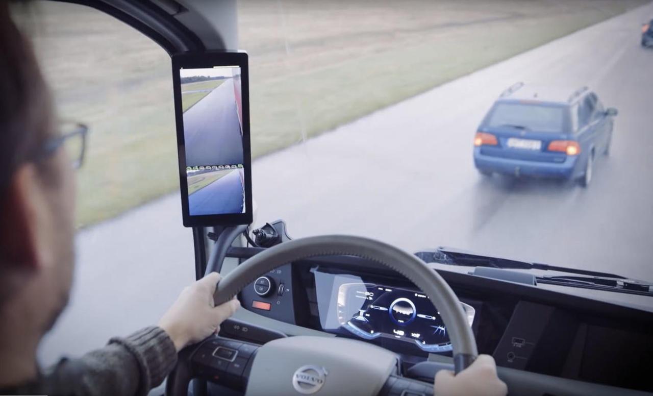 VIDEO: Tudi Volvo kmalu z zasloni?